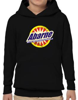 Abarne - With Improved Formula Hoodie-Boys