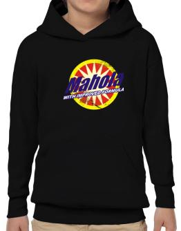 Mahola - With Improved Formula Hoodie-Boys