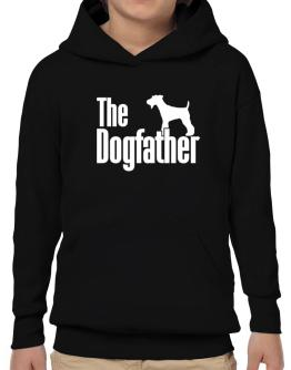 The dogfather Fox Terrier Hoodie-Boys