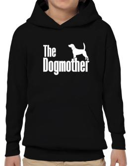 The dogmother Beagle Hoodie-Boys