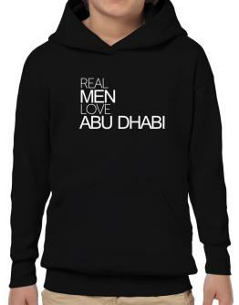 Real men love Abu Dhabi Hoodie-Boys