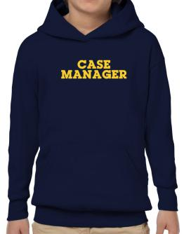 Case Manager Hoodie-Boys