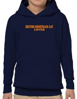 British Shorthair Lover Hoodie-Boys