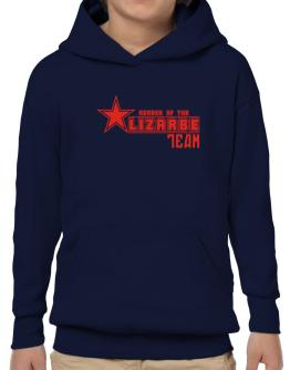 Member Of The Lizarbe Team Hoodie-Boys