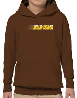 Faster Than An Andean Condor Hoodie-Boys