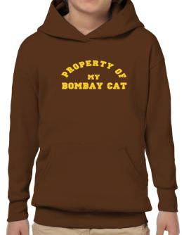Property Of My Bombay Hoodie-Boys