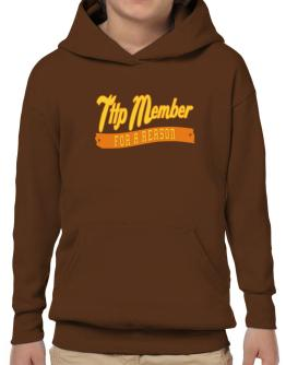 Tttp Member For A Reason Hoodie-Boys