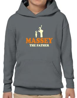 Massey The Father Hoodie-Boys