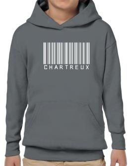 Chartreux Barcode Hoodie-Boys