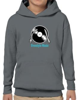 Freestyle Music - Lp Hoodie-Boys