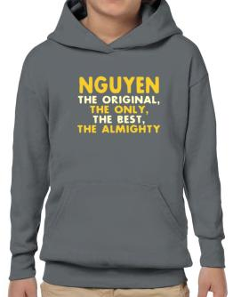 Nguyen The Original Hoodie-Boys
