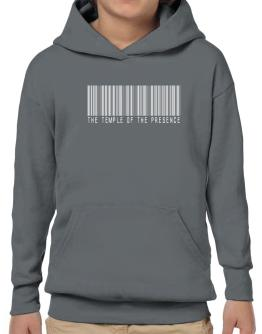 The Temple Of The Presence - Barcode Hoodie-Boys