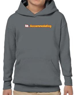 Mr. Accommodating Hoodie-Boys