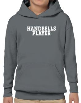 Handbells Player - Simple Hoodie-Boys