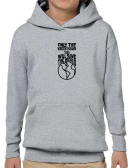 Only The Subcontrabass Tuba Will Save The World Hoodie-Boys