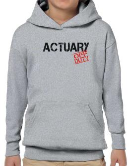 Actuary - Off Duty Hoodie-Boys