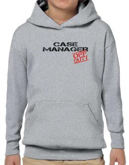 Case Manager - Off Duty Hoodie-Boys
