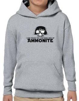 I Can Teach You The Dark Side Of Ammonite Hoodie-Boys