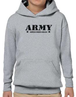 Army American Mission Anglican Hoodie-Boys