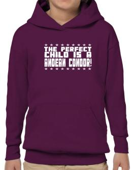 The Perfect Child Is An Andean Condor Hoodie-Boys