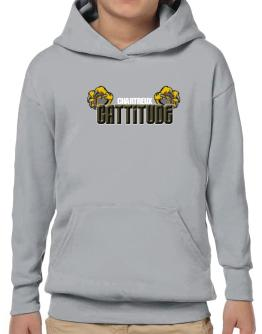 Chartreux Cattitude Hoodie-Boys