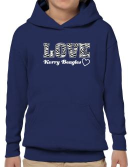 Love Kerry Beagles Hoodie-Boys