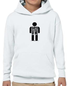 Gayo Is A Piece Of Me Hoodie-Boys