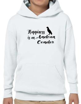 Happiness is a Andean Condor Hoodie-Boys