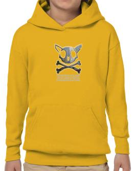 The Greatnes Of A Nation - Hemingway Cats Hoodie-Boys