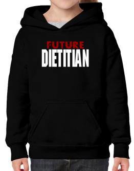 Future Dietitian Hoodie-Girls