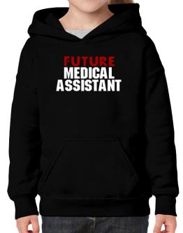 Future Medical Assistant Hoodie-Girls