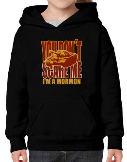 Dont Scare Me Hoodie-Girls
