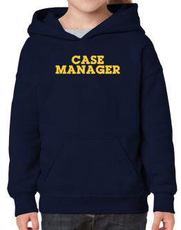 Case Manager Hoodie-Girls