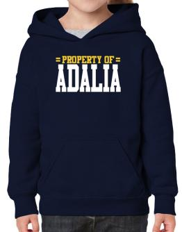 Property Of Adalia Hoodie-Girls