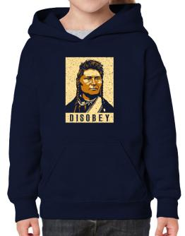 Disobey Hoodie-Girls