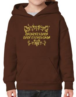 Nation Of Islam Hoodie-Girls