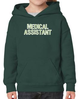 Medical Assistant Hoodie-Girls
