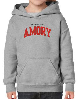 Property Of Amory Hoodie-Girls