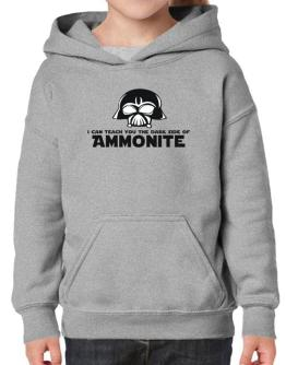 I Can Teach You The Dark Side Of Ammonite Hoodie-Girls