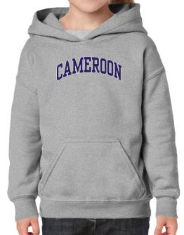 Cameroon - Simple Hoodie-Girls