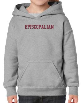 Episcopalian - Simple Athletic Hoodie-Girls