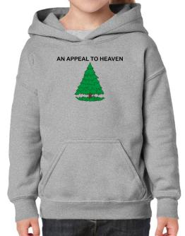 An appeal to heaven Hoodie-Girls
