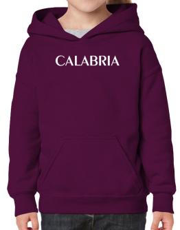 """ Calabria "" Hoodie-Girls"