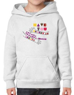 Have You Hugged An Advaita Vedanta Hindu Today? Hoodie-Girls