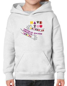 Have You Hugged An American Mission Anglican Today? Hoodie-Girls