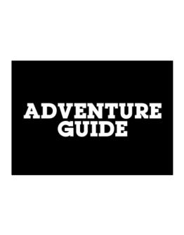 Adventure Guide Sticker