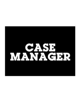 Case Manager Sticker