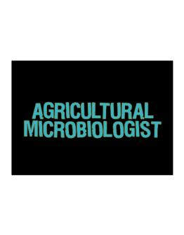 Agricultural Microbiologist Sticker