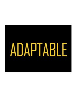 Adaptable - Simple Sticker