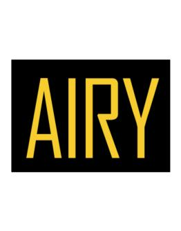 Airy - Simple Sticker